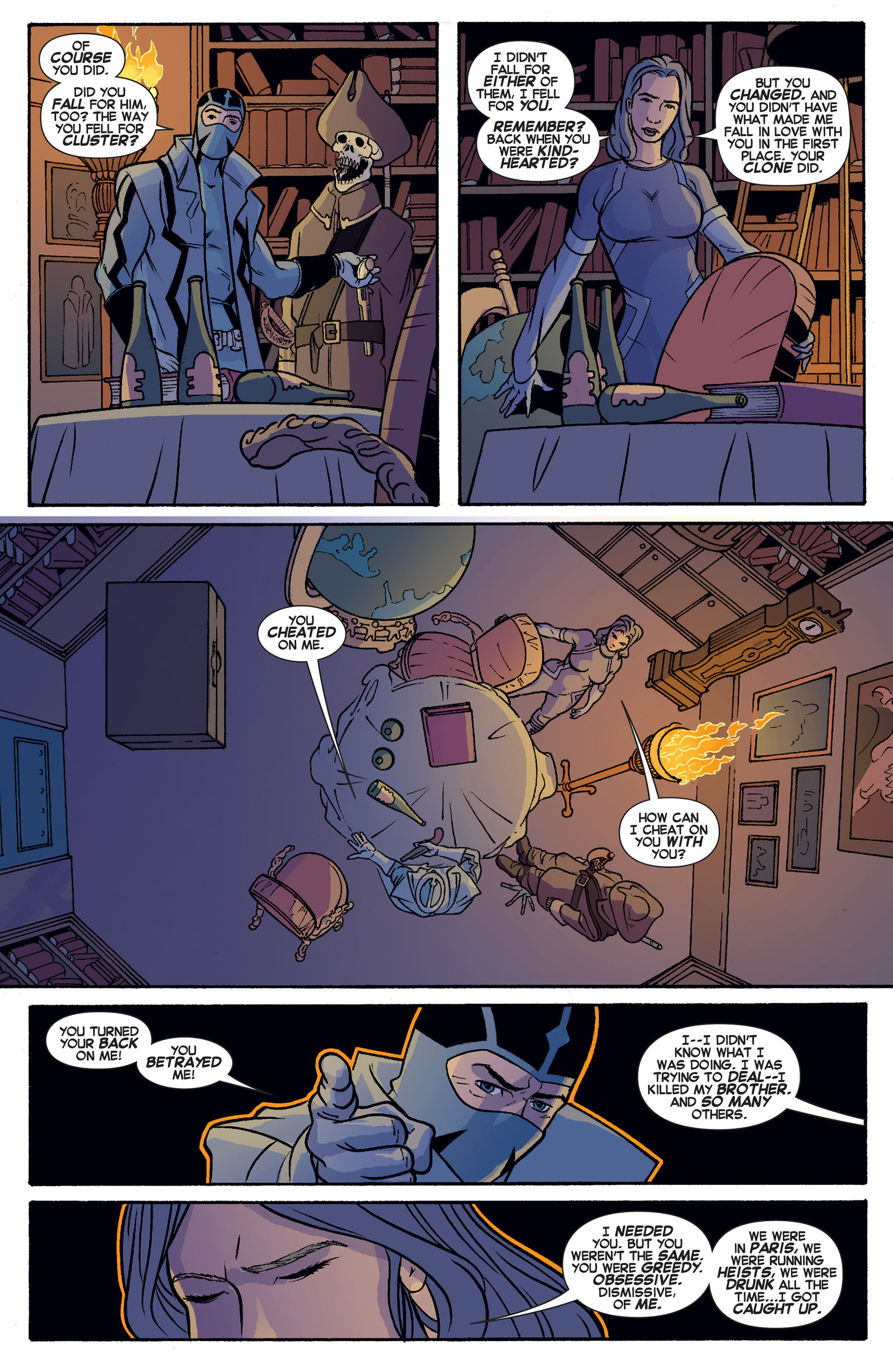 Read online Uncanny X-Force (2013) comic -  Issue #9 - 8