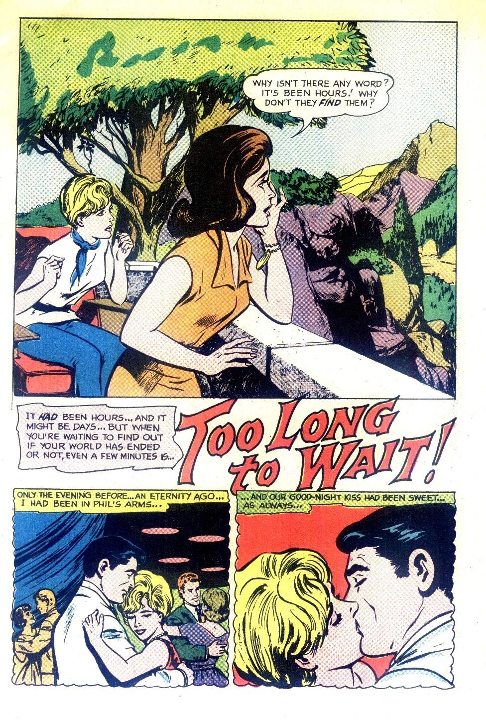 Read online Secret Hearts comic -  Issue #130 - 7