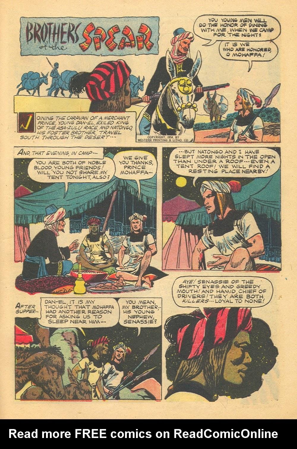 Tarzan (1948) issue 60 - Page 29