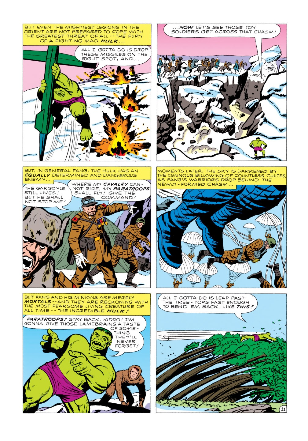 Read online Marvel Masterworks: The Incredible Hulk comic -  Issue # TPB 1 (Part 2) - 26