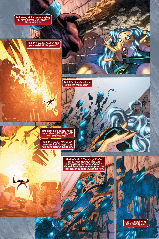 Captain Marvel (2002) Issue #1 #1 - English 19