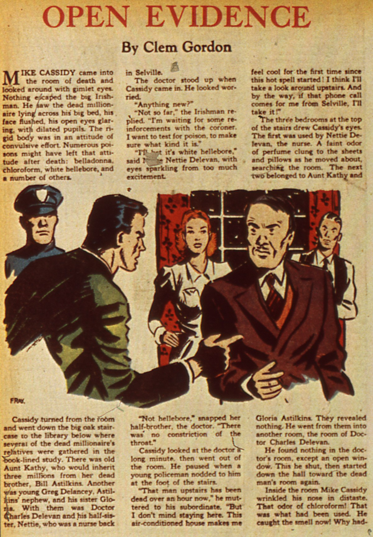 Read online Detective Comics (1937) comic -  Issue #45 - 42