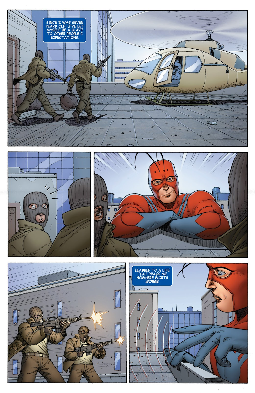 Read online Age of Ultron Companion comic -  Issue # TPB (Part 2) - 97