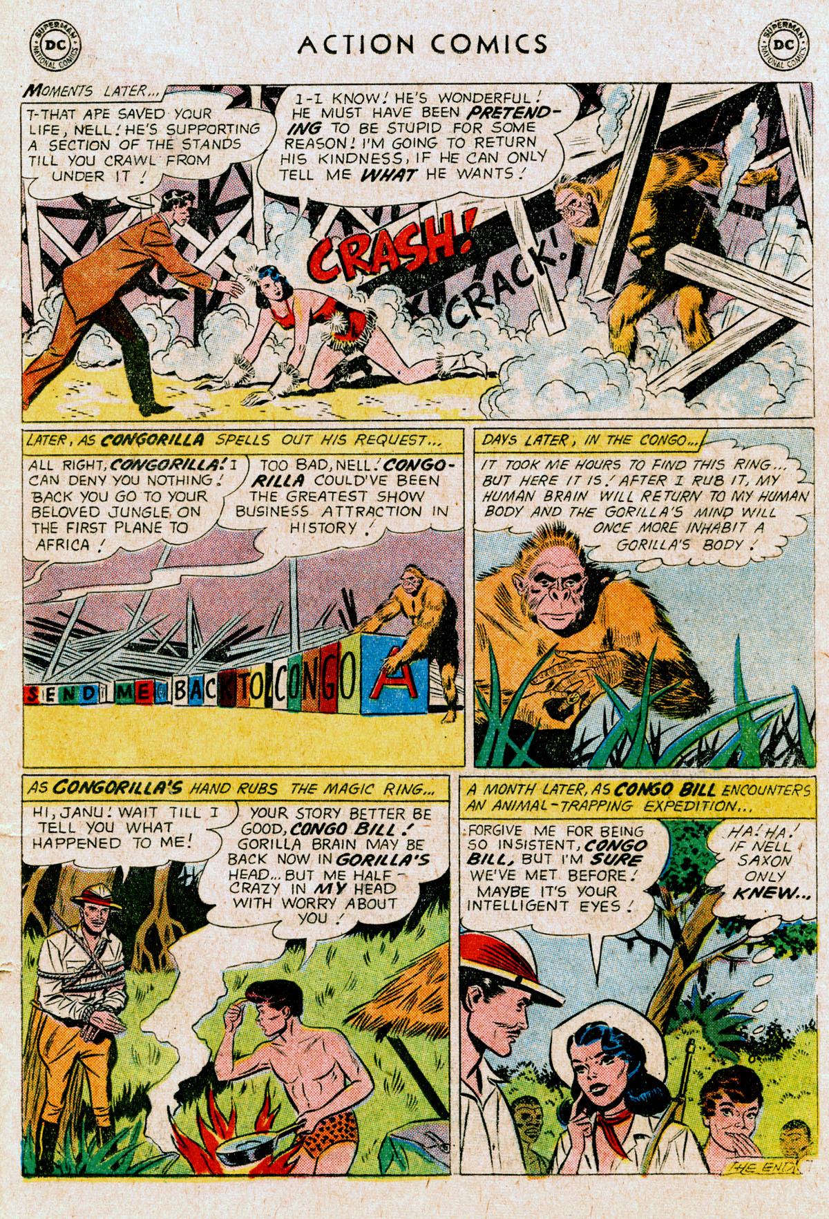 Action Comics (1938) 259 Page 22