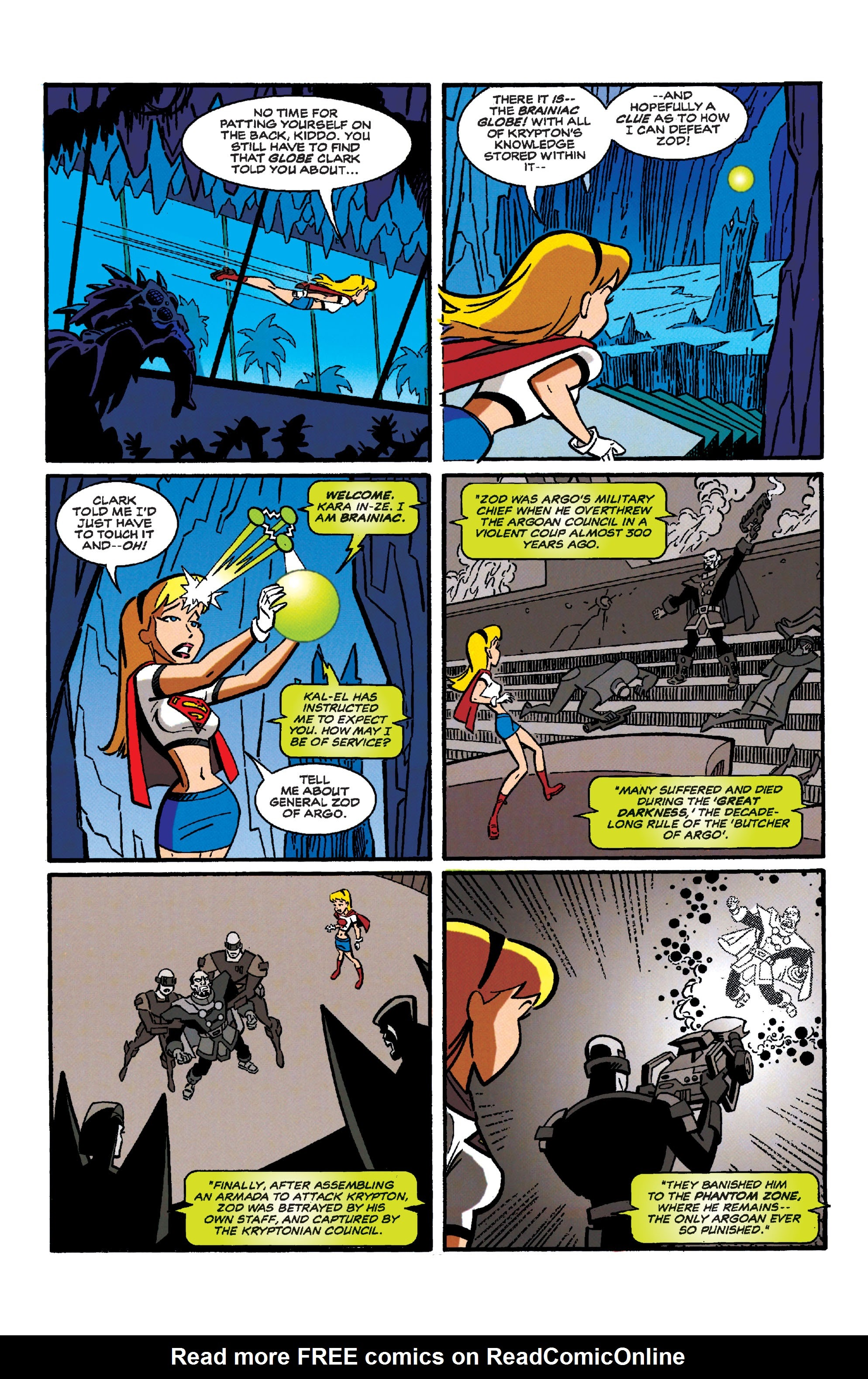 Superman Adventures #_2017_Edition_TPB_3_(Part_2) #81 - English 43
