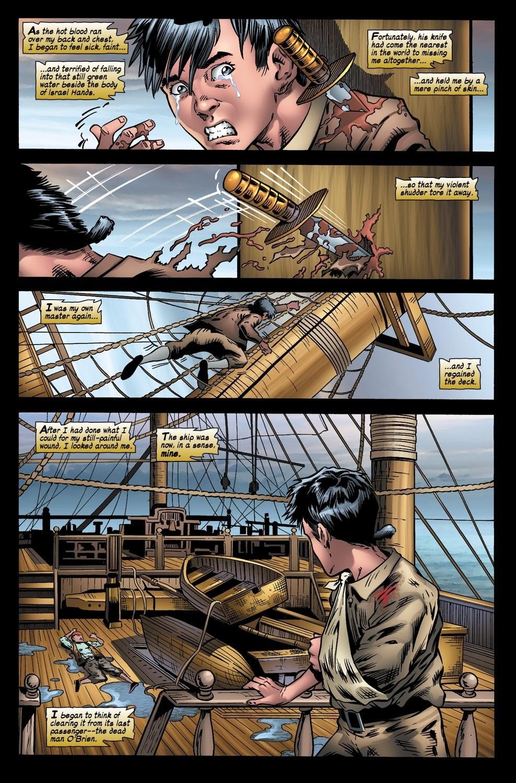 Read online Treasure Island comic -  Issue #5 - 3