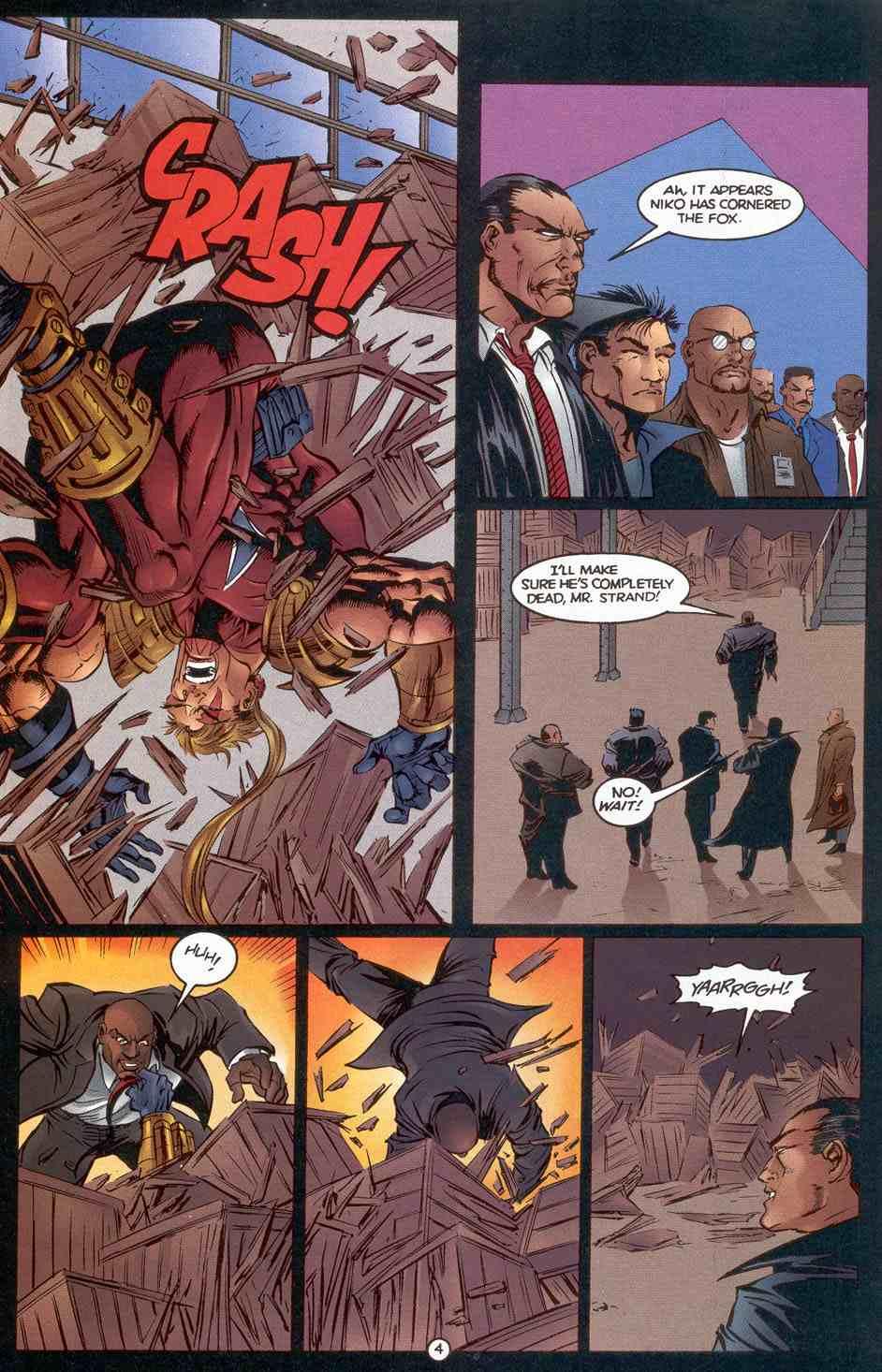Read online Ultraverse Premiere comic -  Issue #3 - 18