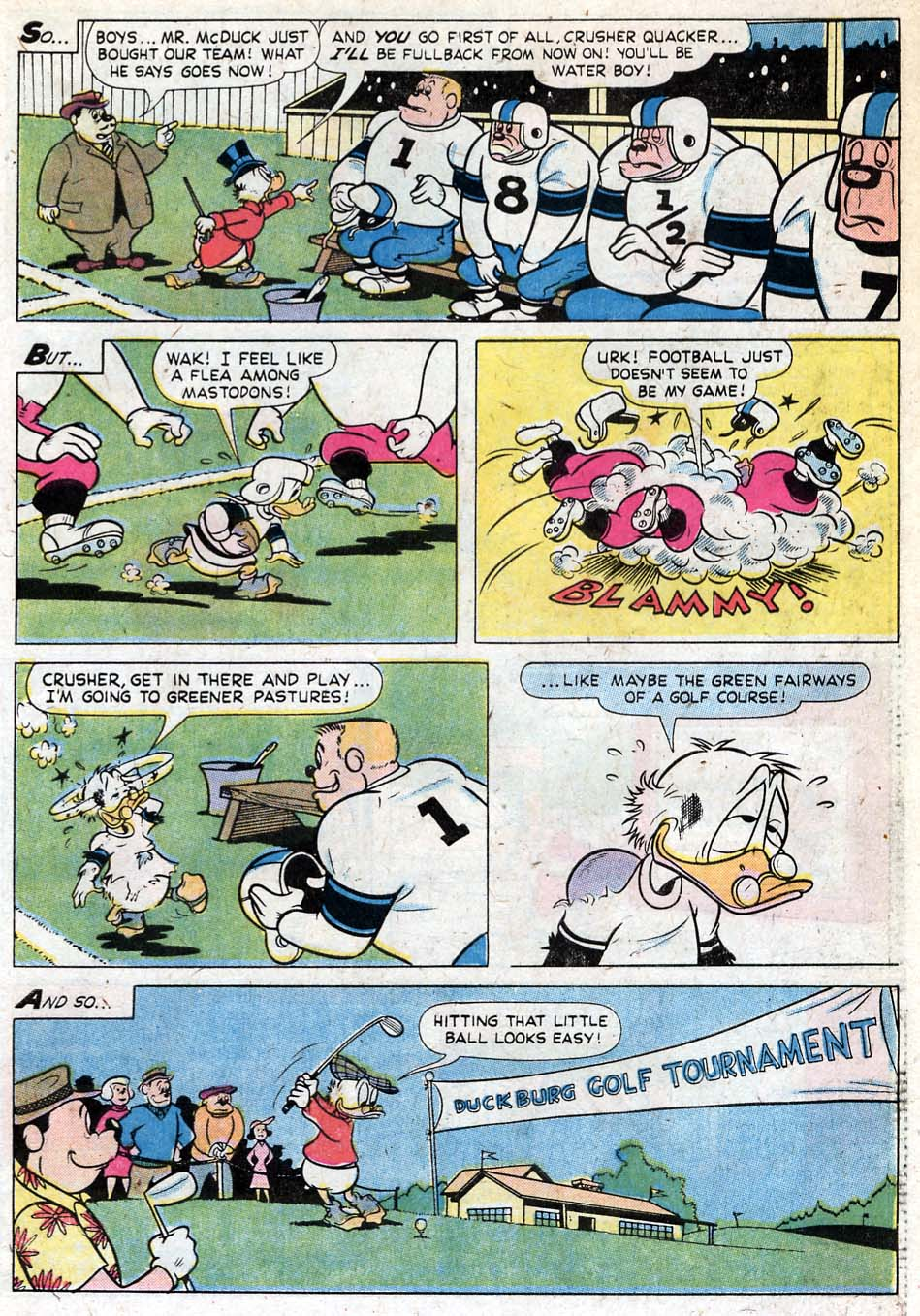 Read online Uncle Scrooge (1953) comic -  Issue #140 - 27