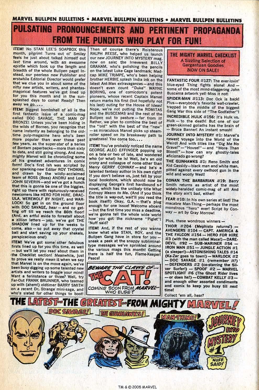 Read online Uncanny X-Men (1963) comic -  Issue #78 - 10
