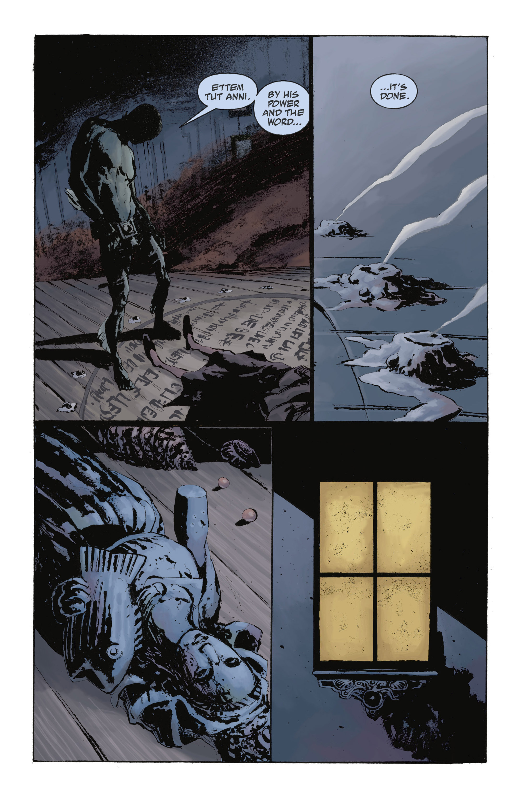 Read online Abe Sapien: The Drowning comic -  Issue #Abe Sapien: The Drowning _TPB - 93