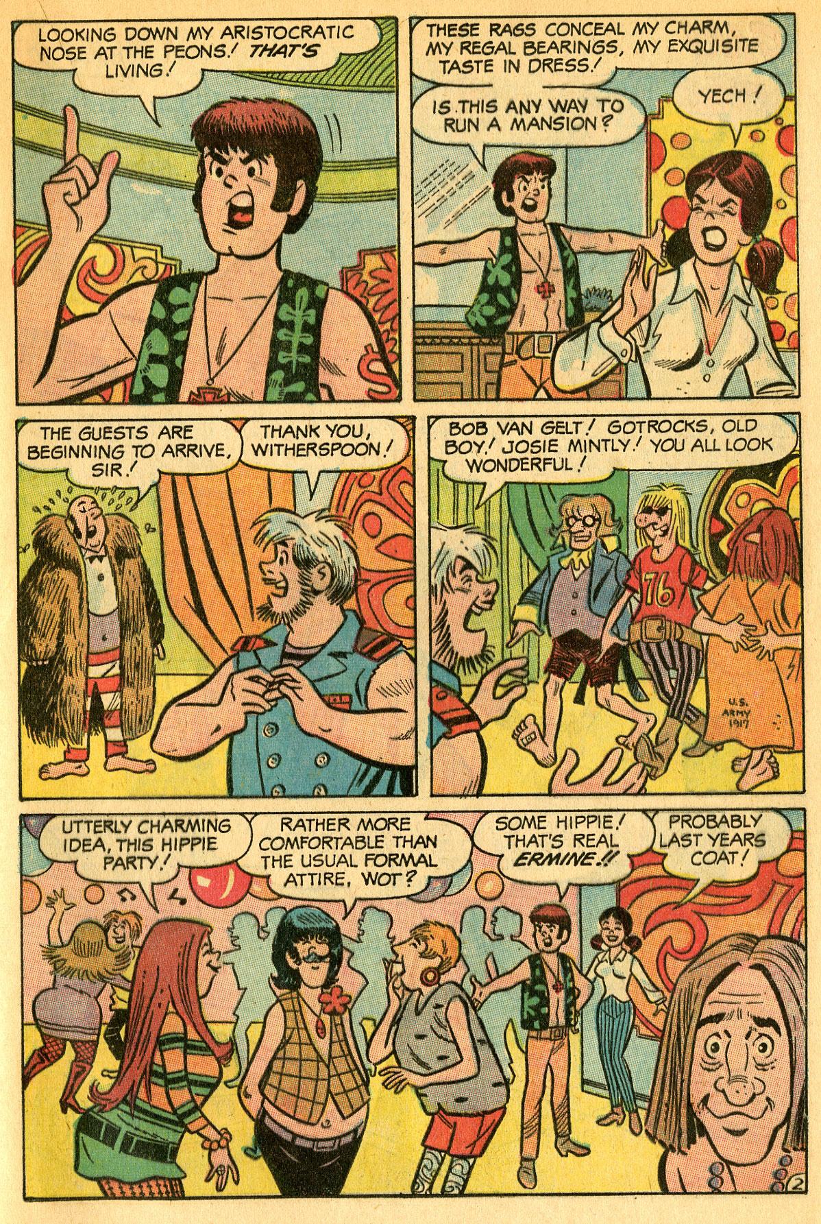 Read online She's Josie comic -  Issue #33 - 21