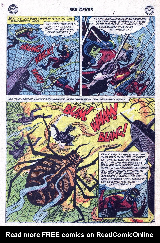 Read online Sea Devils comic -  Issue #15 - 27