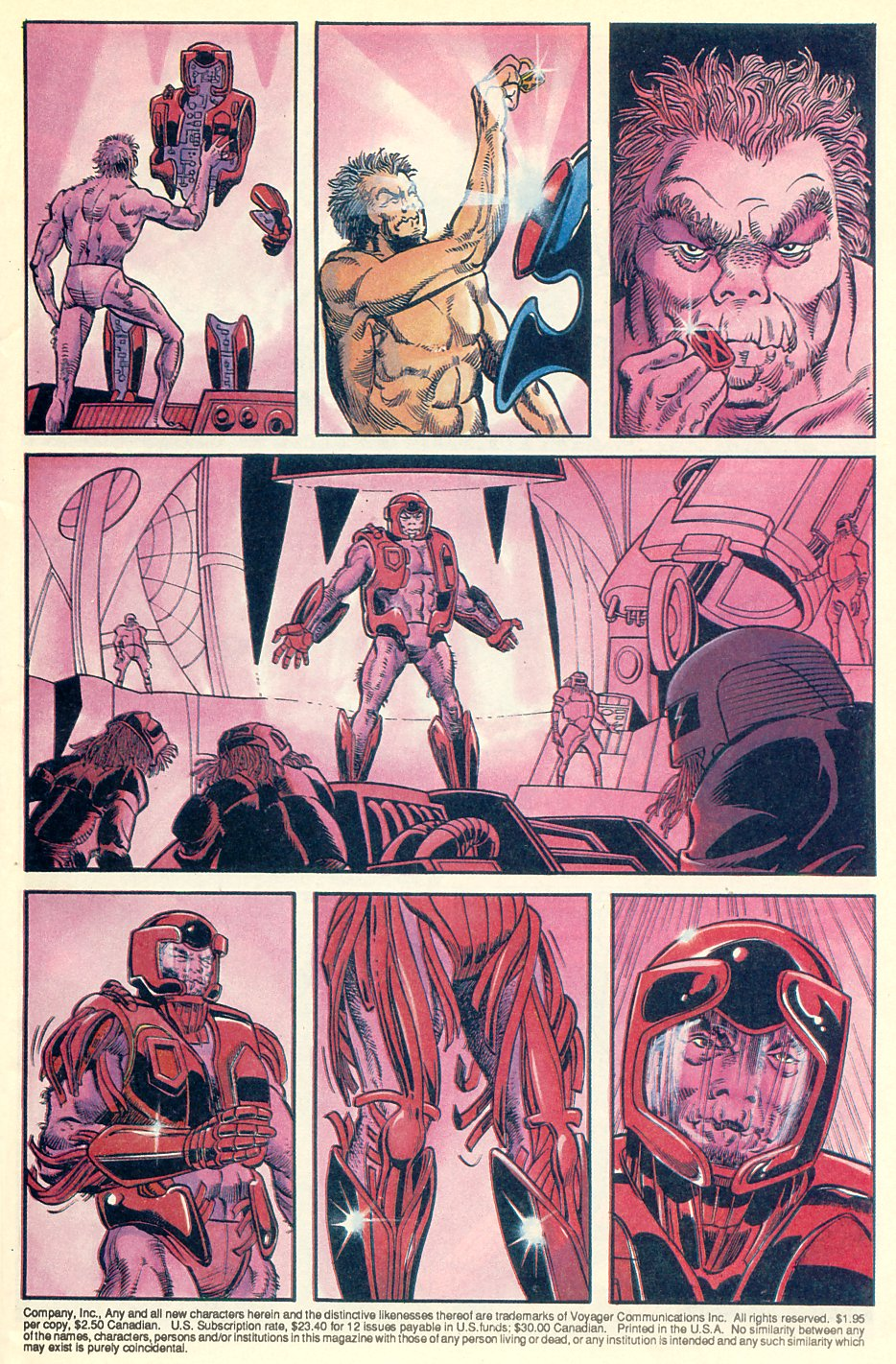 Read online Solar, Man of the Atom comic -  Issue #7 - 5