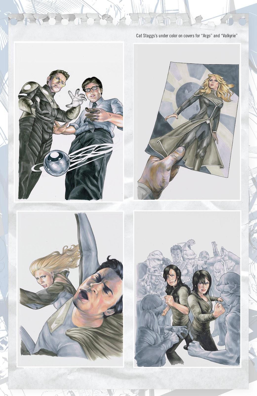 Read online Smallville Season 11 [II] comic -  Issue # TPB 4 - 156