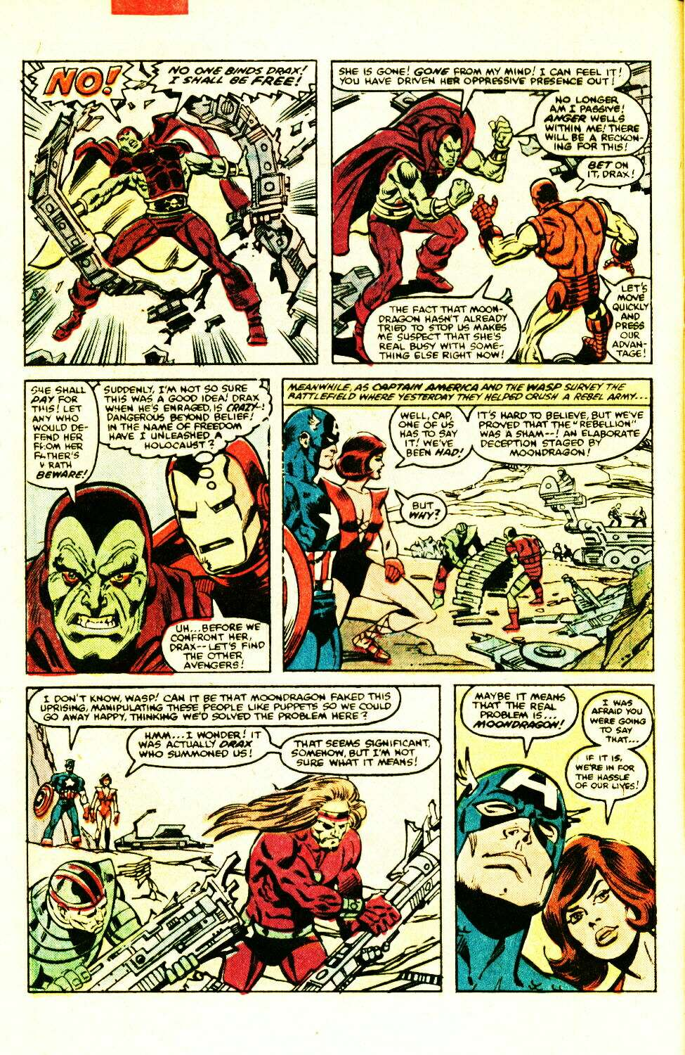The Avengers (1963) 220 Page 5