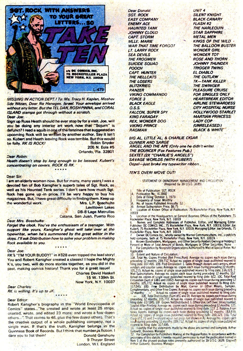 Read online Sgt. Rock comic -  Issue #339 - 14