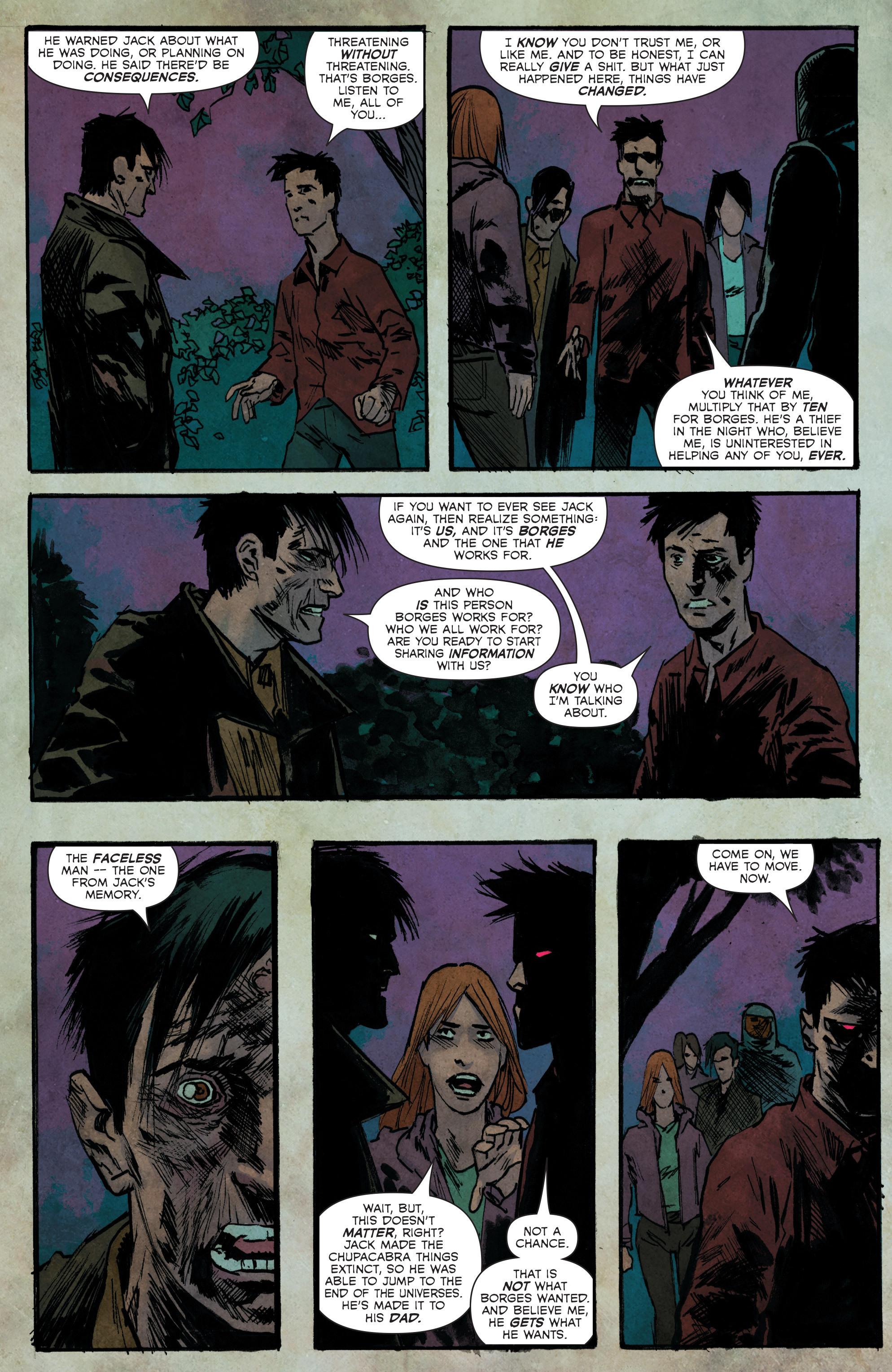 Read online Hoax Hunters (2012) comic -  Issue # TPB 3 - 96