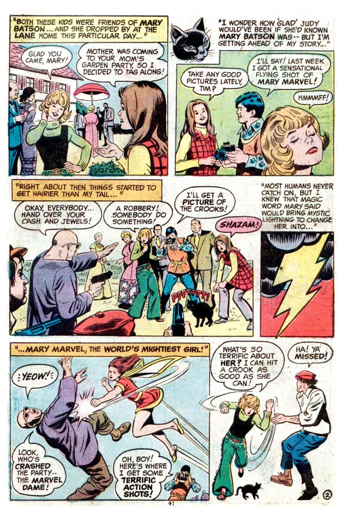 Read online Shazam! (1973) comic -  Issue #16 - 91