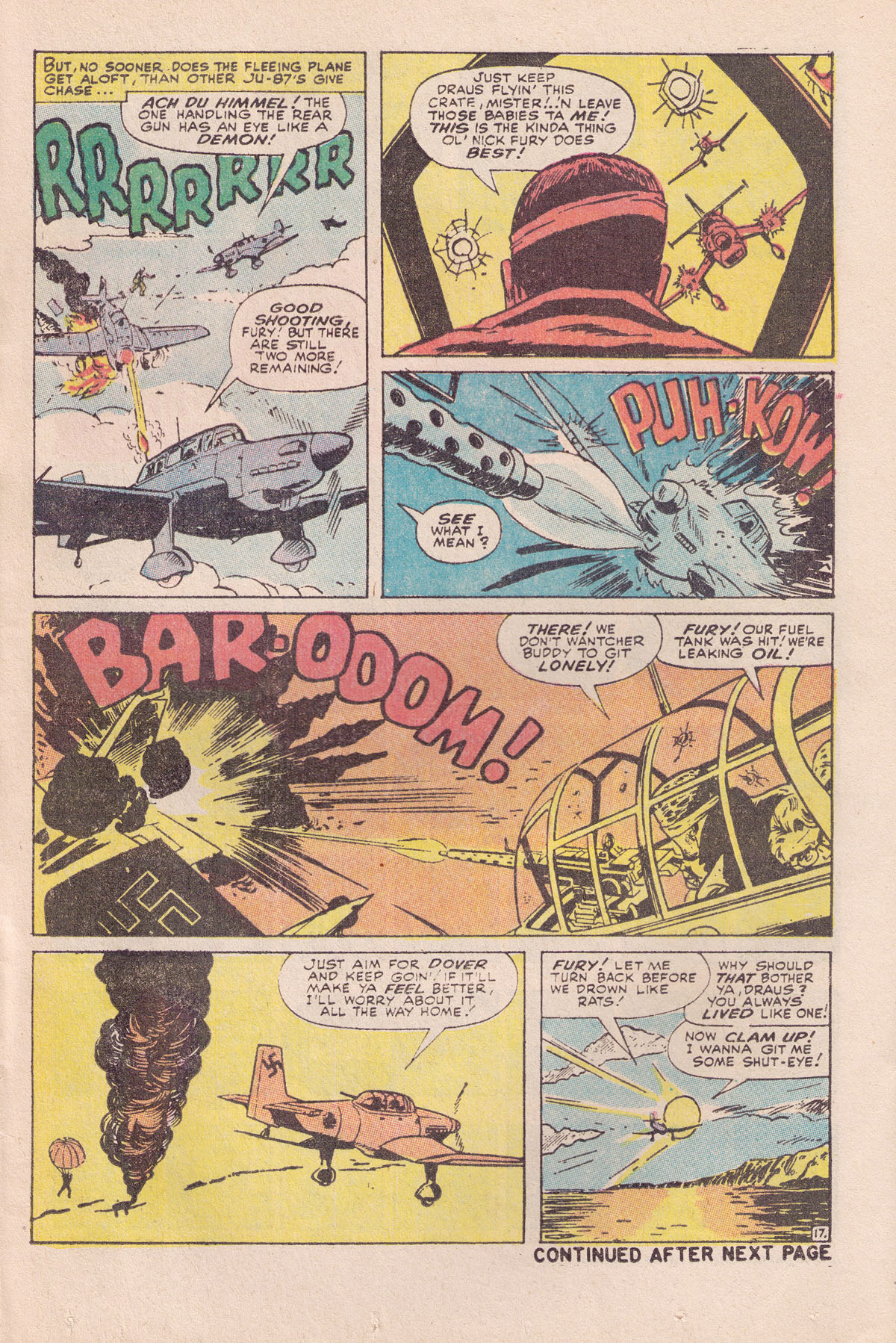 Read online Sgt. Fury comic -  Issue #89 - 25