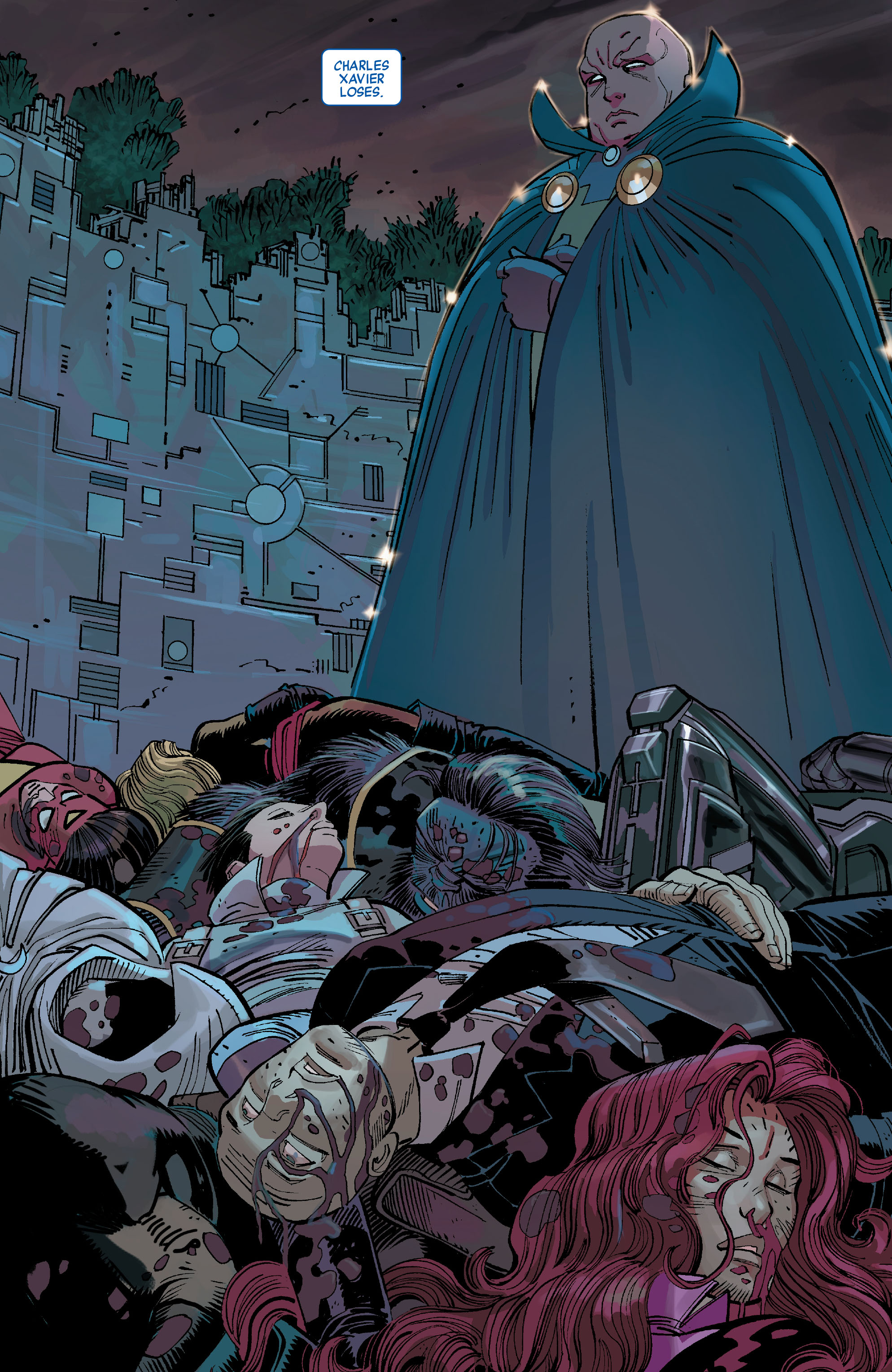Read online Avengers (2010) comic -  Issue #11 - 22