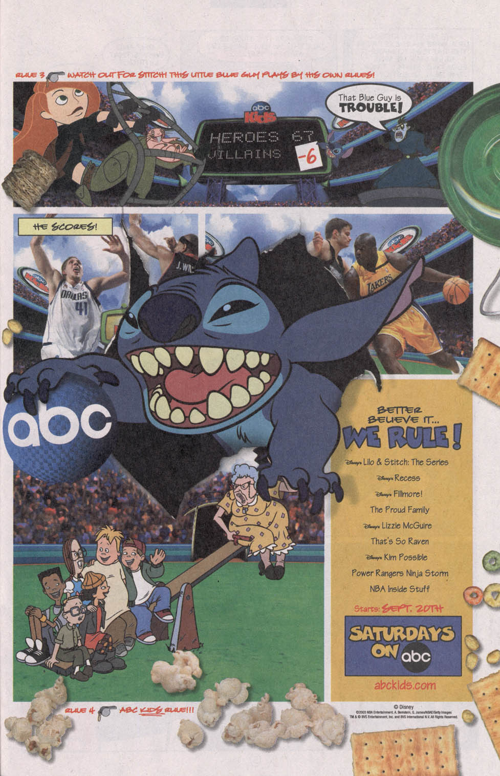 Read online Scooby-Doo (1997) comic -  Issue #76 - 34