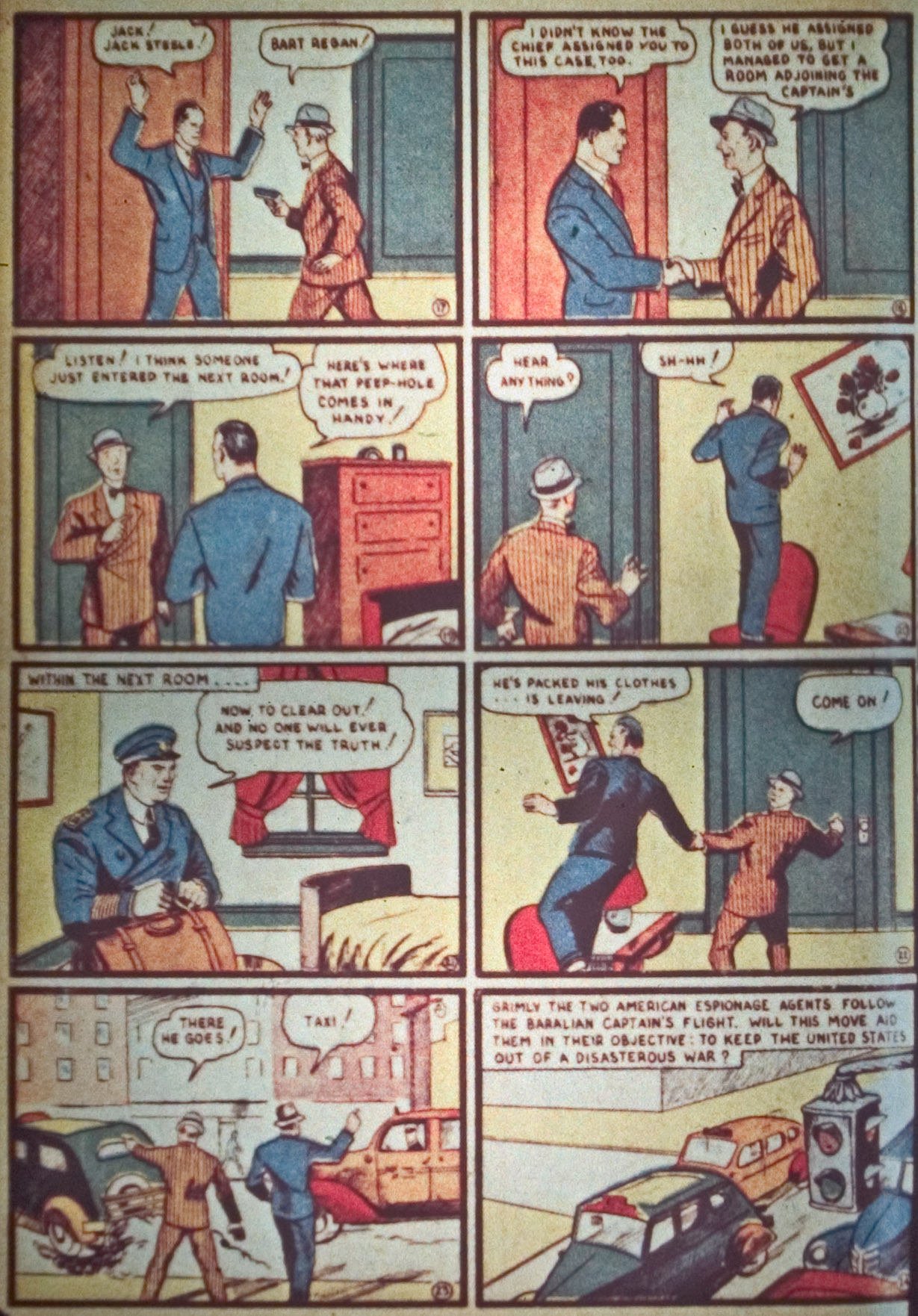 Detective Comics (1937) 28 Page 23