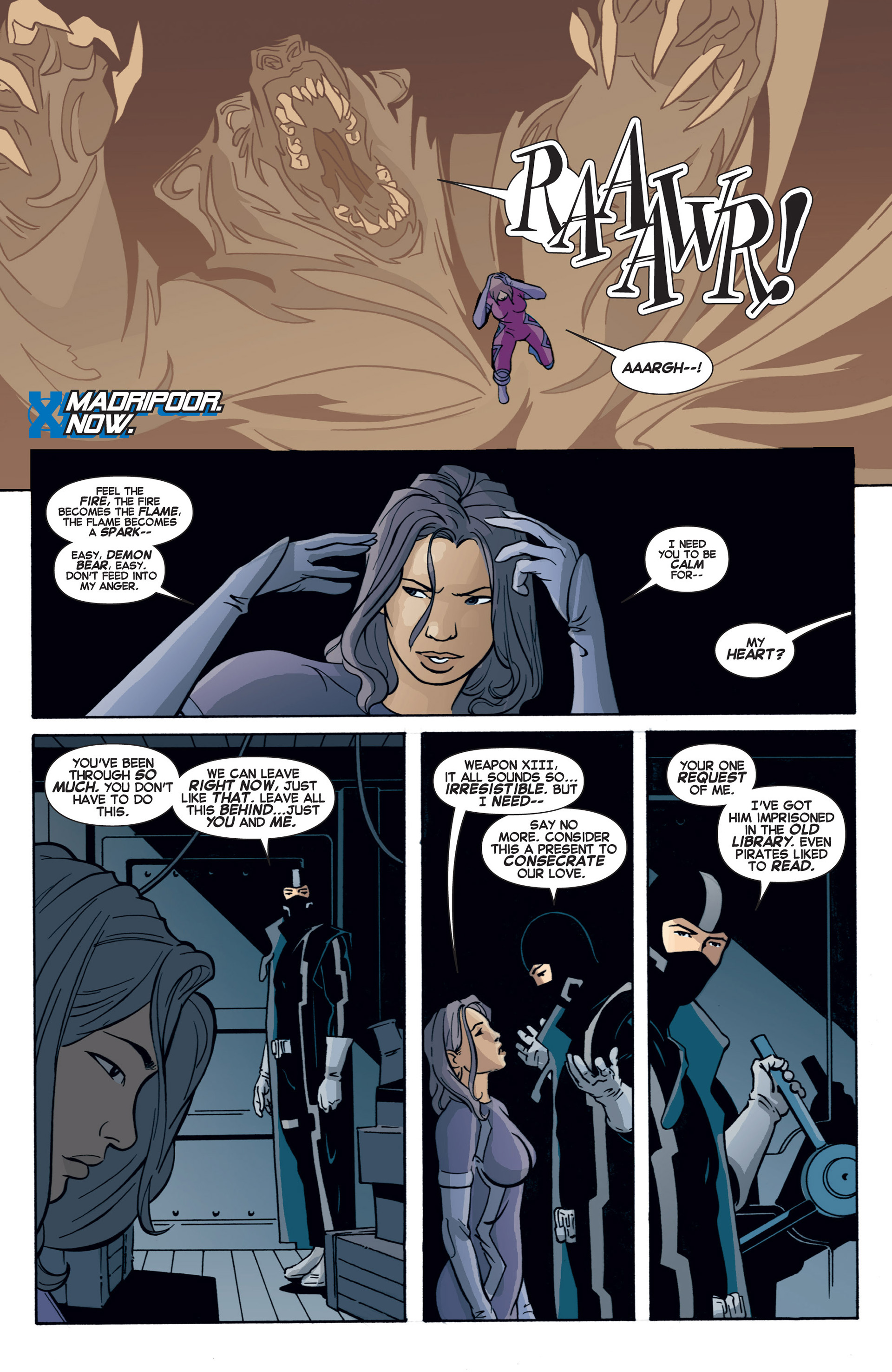 Read online Uncanny X-Force (2013) comic -  Issue #9 - 6