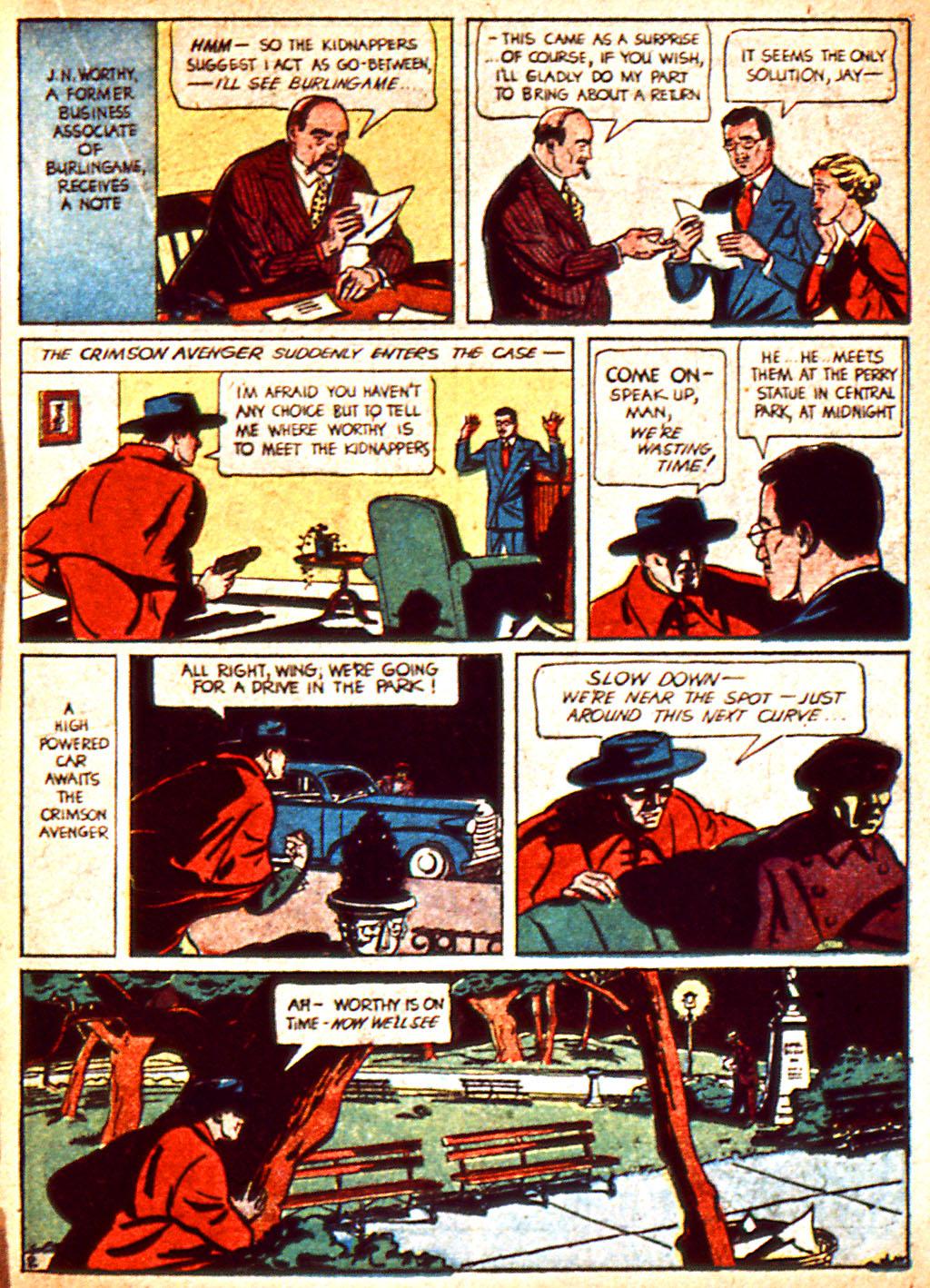 Read online Detective Comics (1937) comic -  Issue #37 - 30