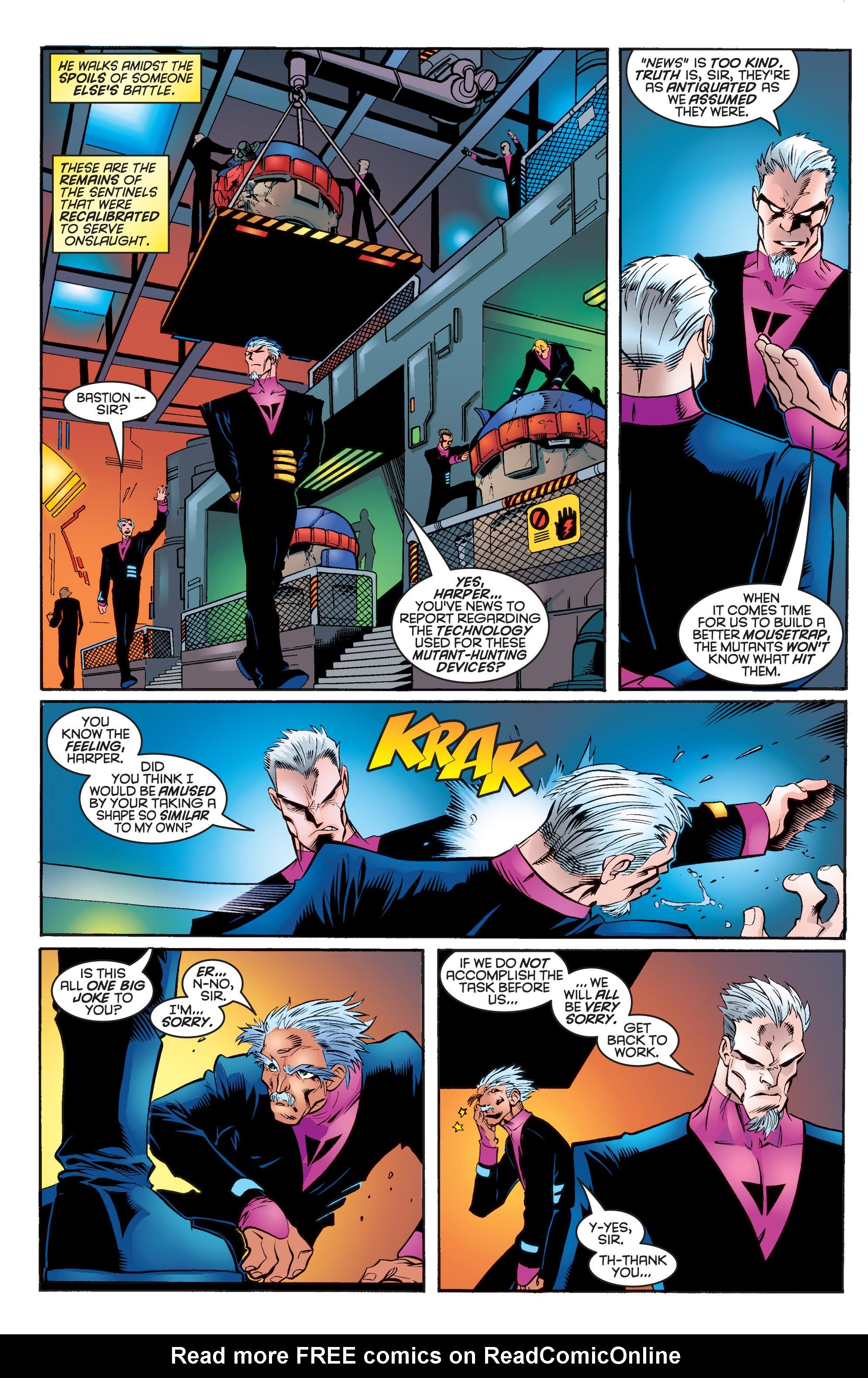 Read online Uncanny X-Men (1963) comic -  Issue #337 - 18