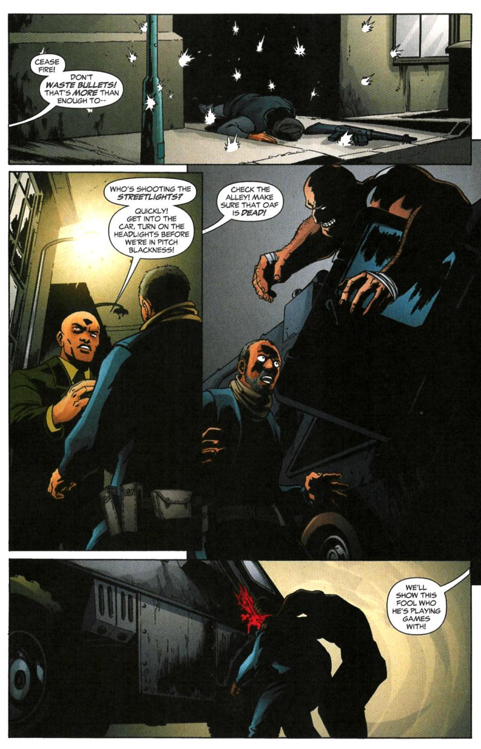 Read online Fallen Angel (2003) comic -  Issue #6 - 13