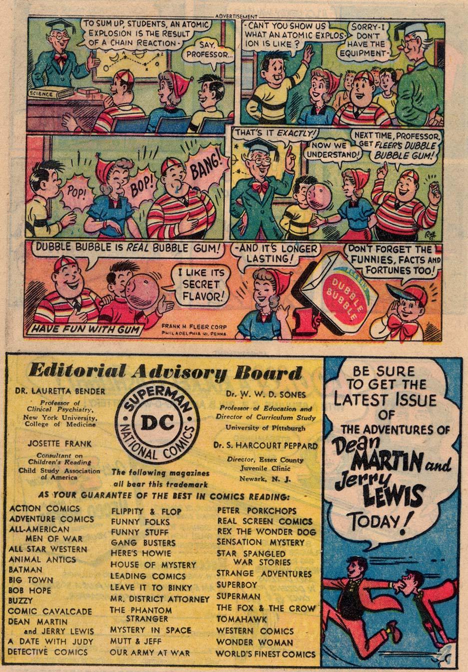 Read online Adventure Comics (1938) comic -  Issue #186 - 16