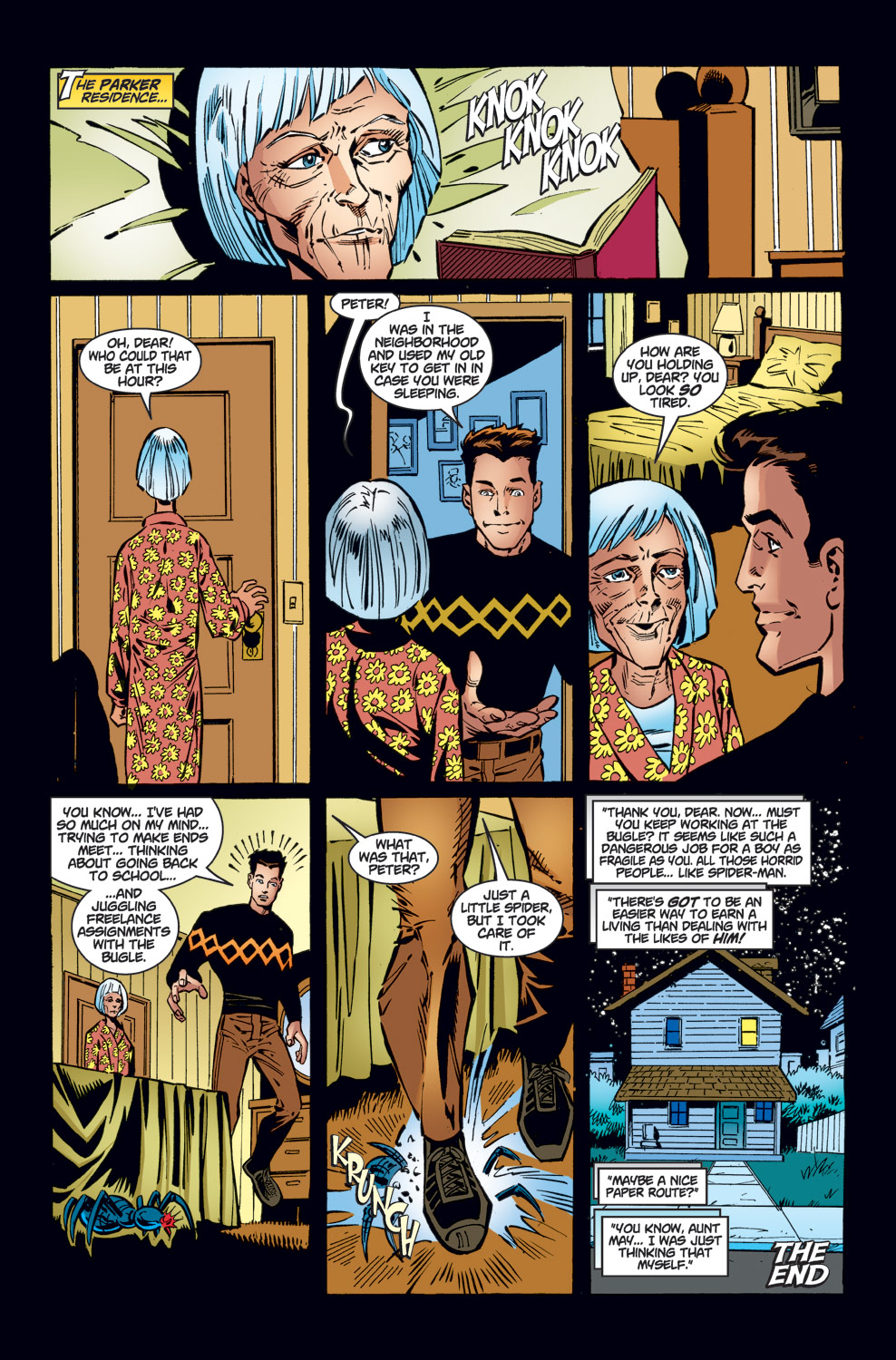 The Amazing Spider-Man (1999) 21 Page 21