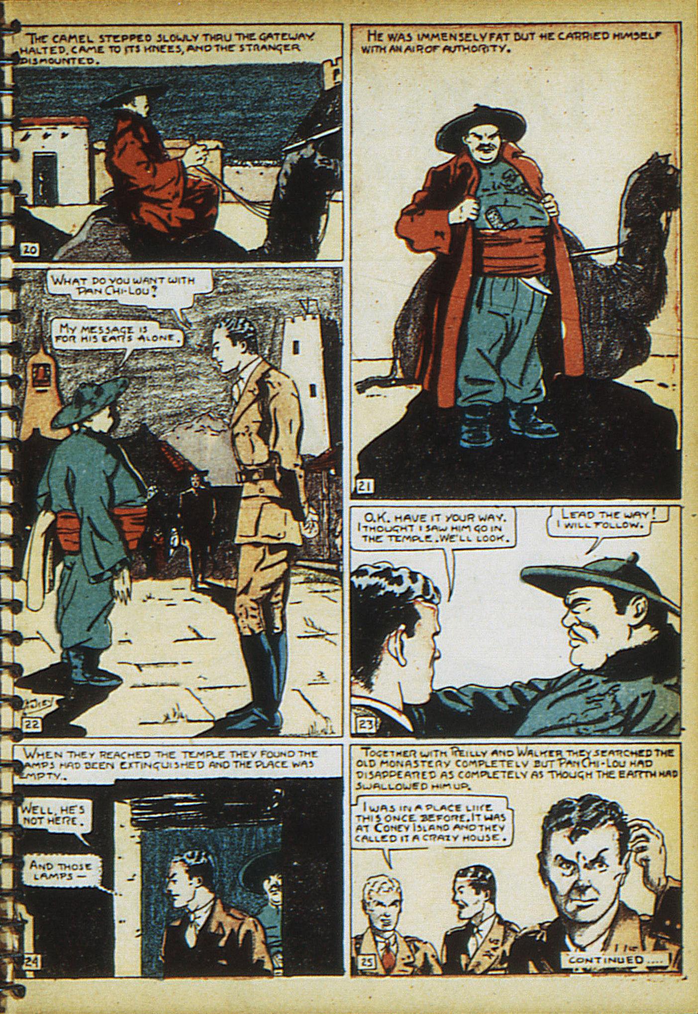 Read online Adventure Comics (1938) comic -  Issue #15 - 51