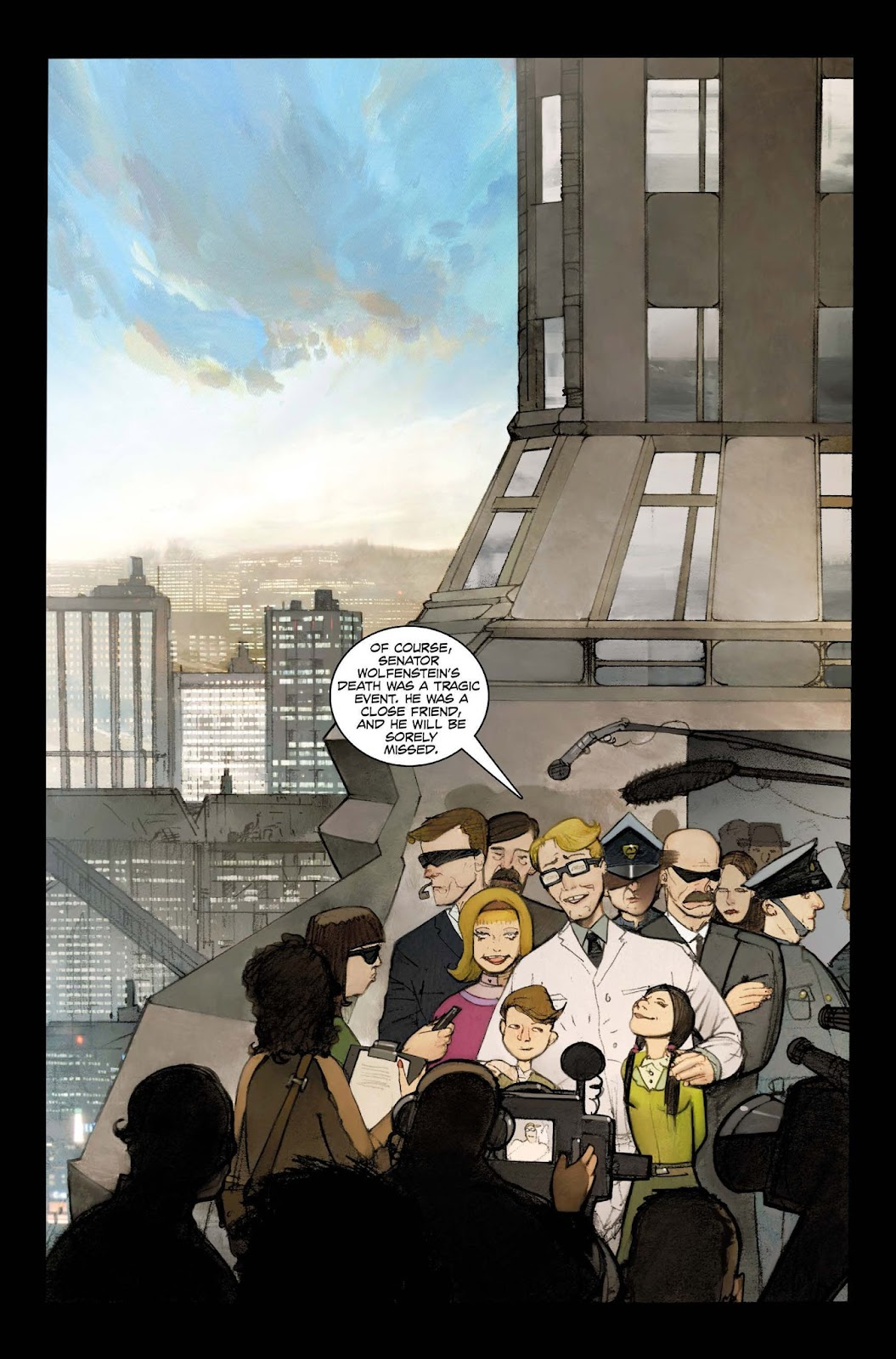13 Coins issue TPB - Page 28