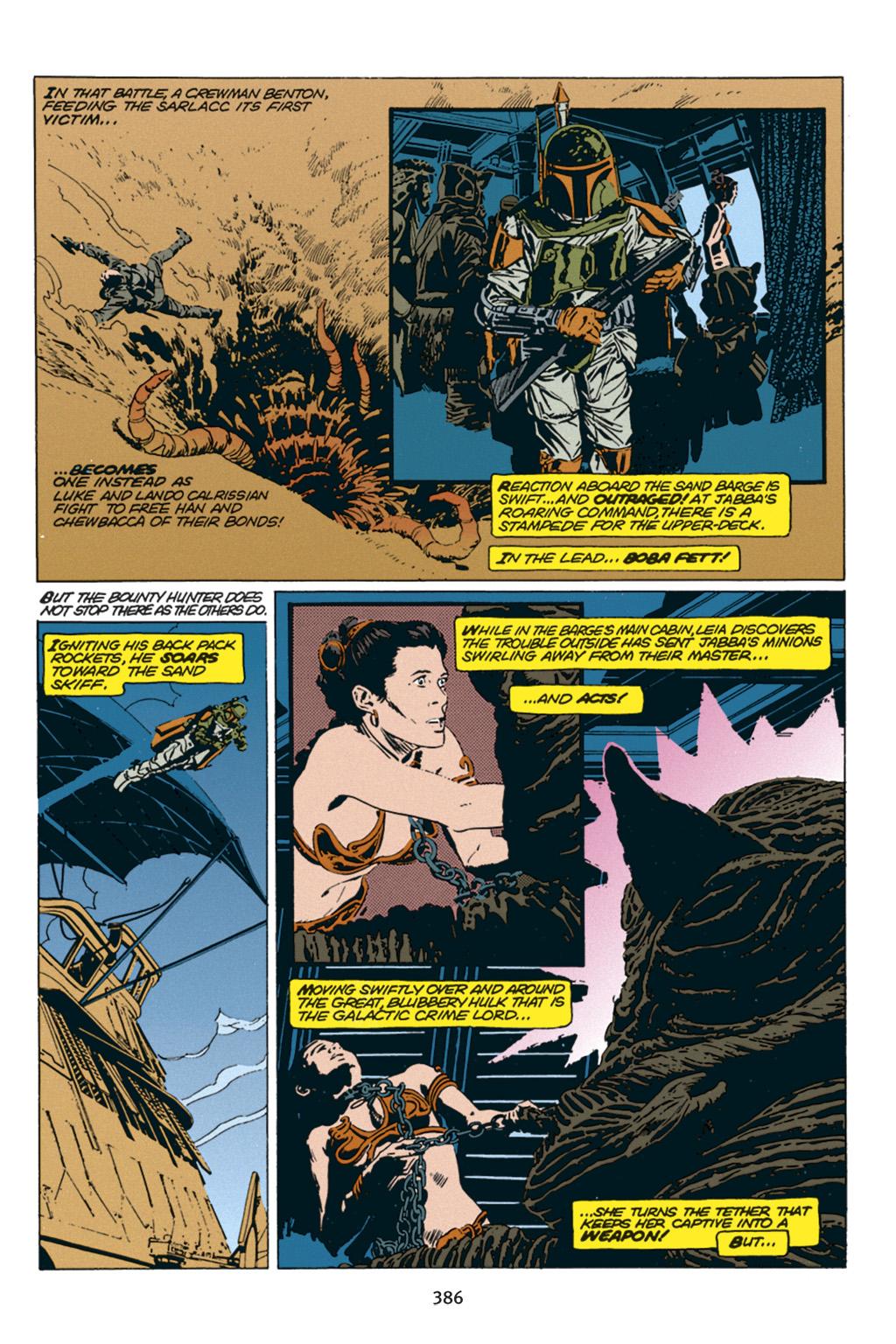 Read online Star Wars Omnibus comic -  Issue # Vol. 18.5 - 104