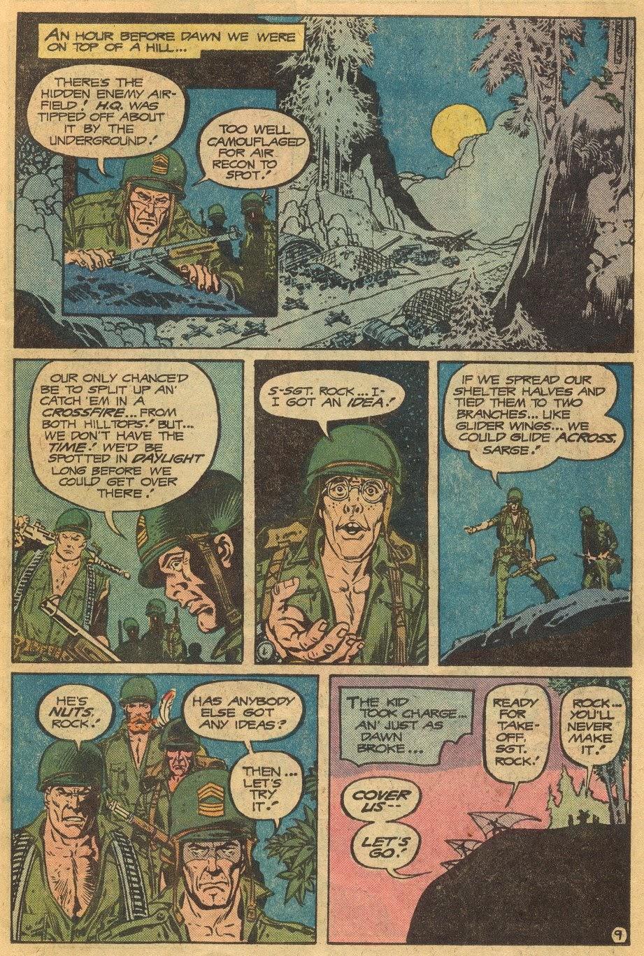 Read online Sgt. Rock comic -  Issue #341 - 10