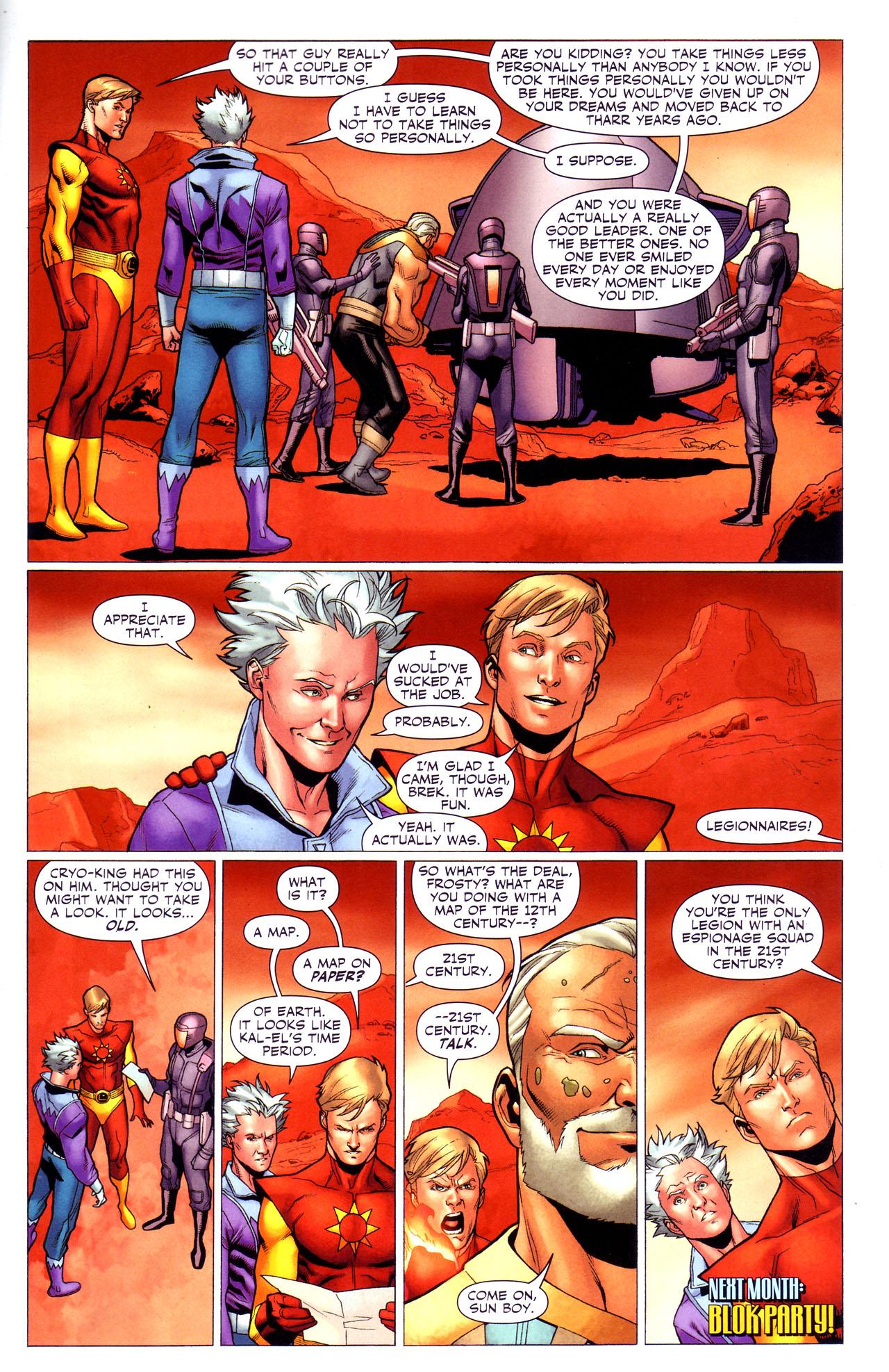 Read online Adventure Comics (2009) comic -  Issue #3 - 29