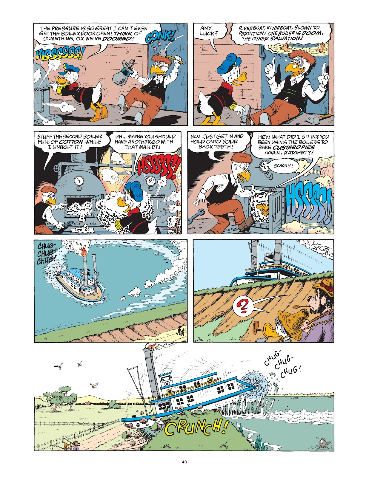 Read online The Complete Life and Times of Scrooge McDuck comic -  Issue # TPB 1 (Part 1) - 47