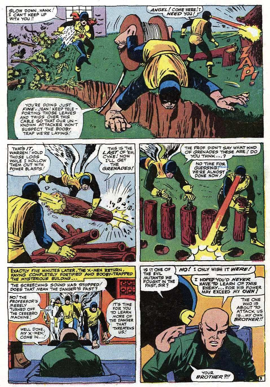 Read online Uncanny X-Men (1963) comic -  Issue #67 - 5