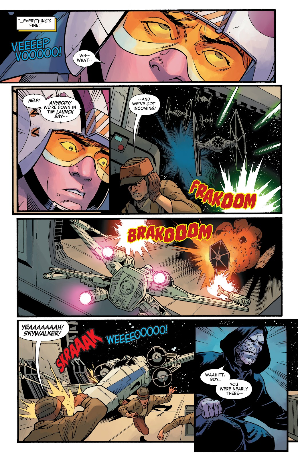 Read online Star Wars: Age of Rebellion - Heroes comic -  Issue # TPB - 88