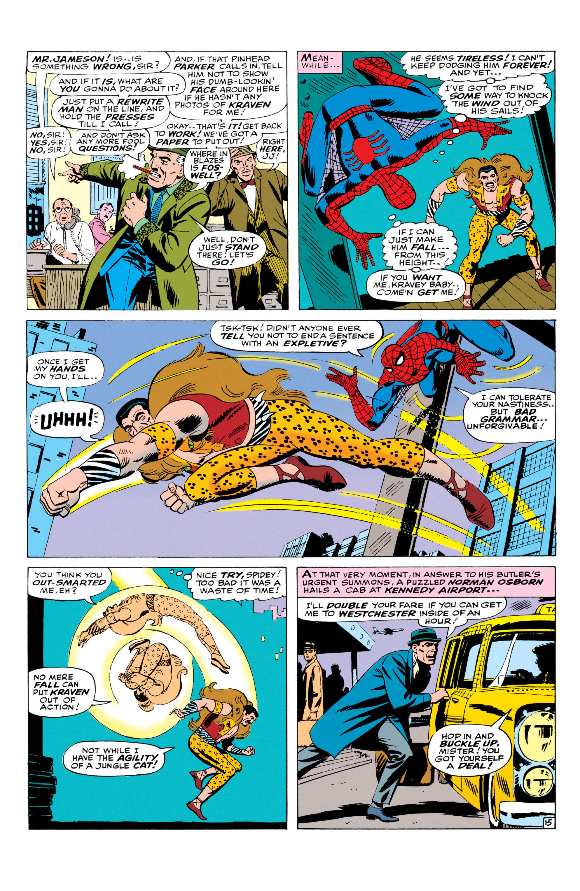 The Amazing Spider-Man (1963) 47 Page 15