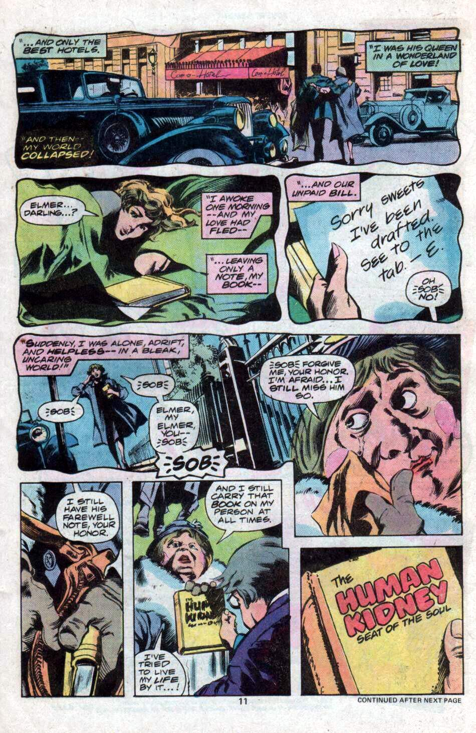 Howard the Duck (1976) Issue #12 #13 - English 8