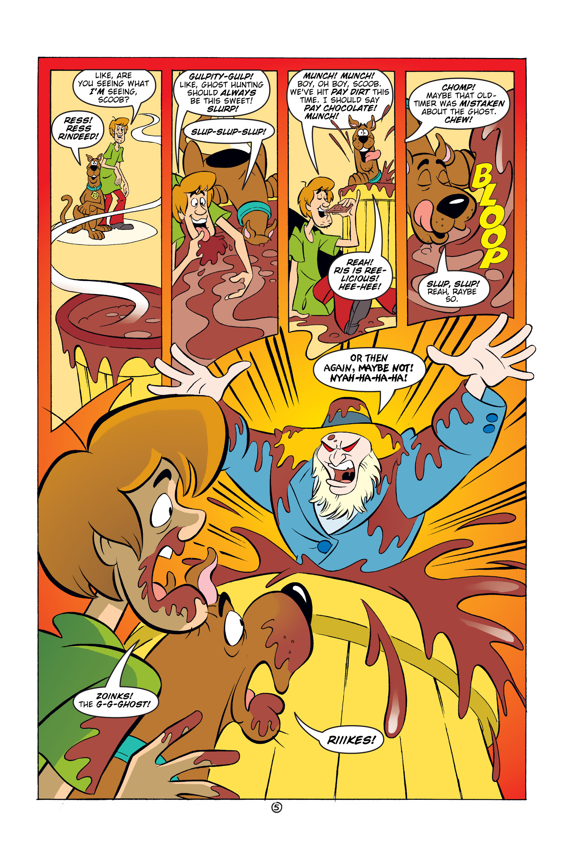 Read online Scooby-Doo (1997) comic -  Issue #39 - 18