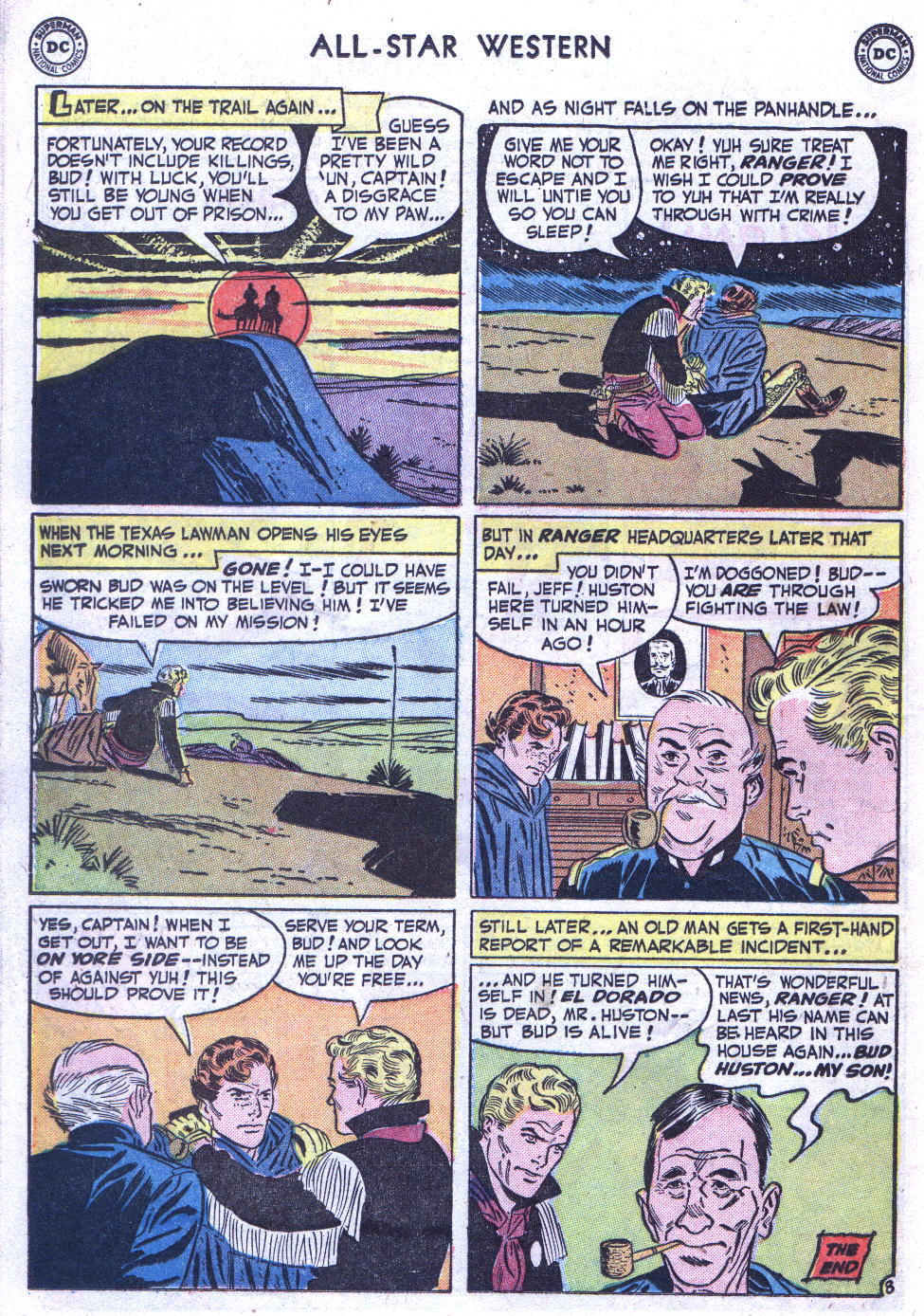 Read online All-Star Western (1951) comic -  Issue #59 - 32