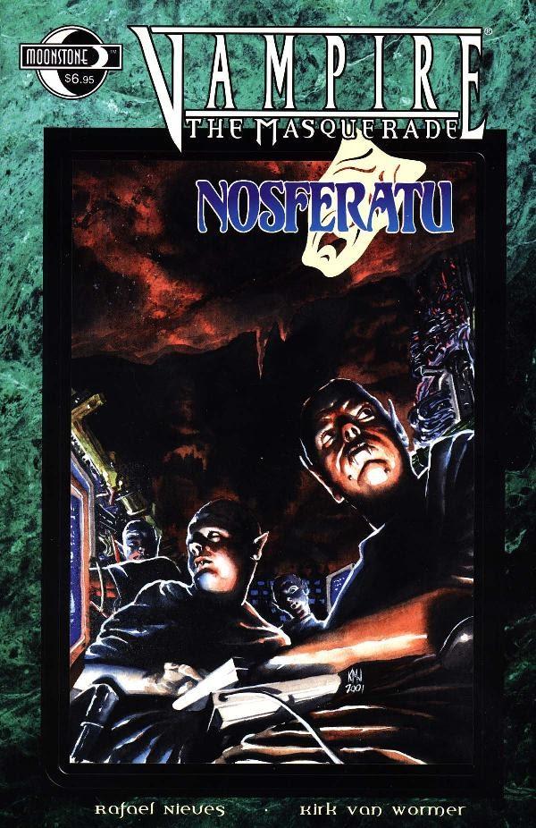 Read online Vampire the Masquerade comic -  Issue # Nosferatu - 1