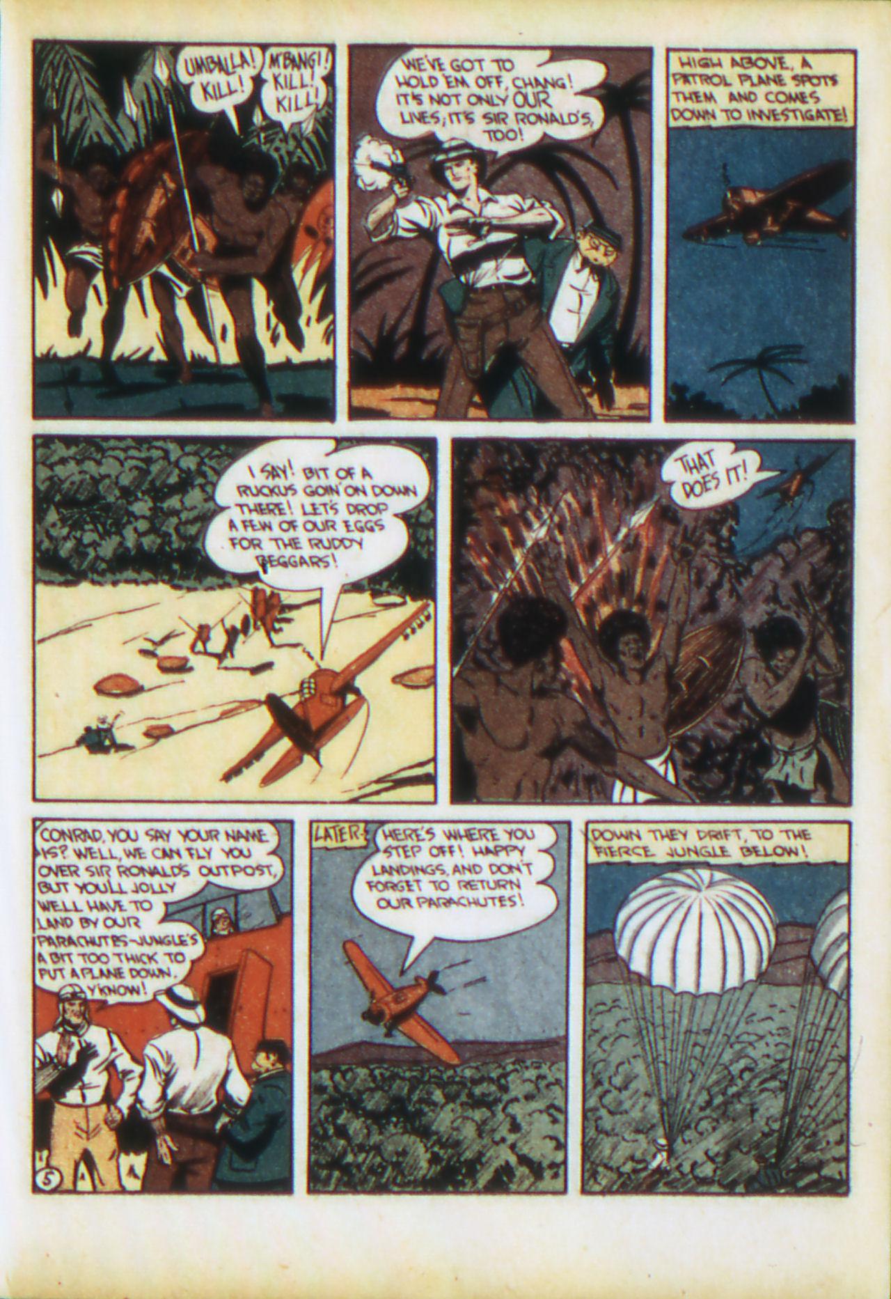 Read online Adventure Comics (1938) comic -  Issue #71 - 38