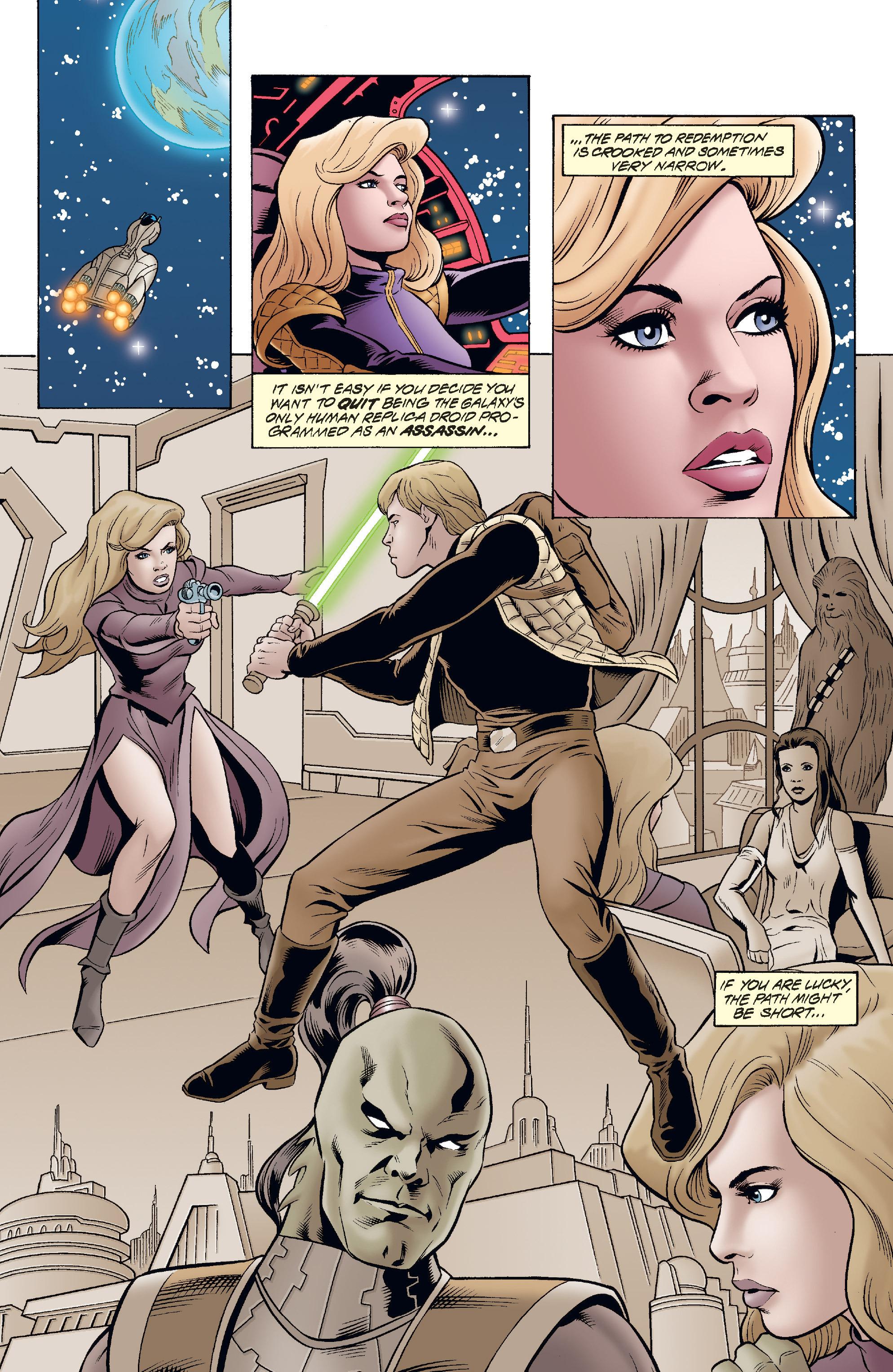 Read online Star Wars Omnibus comic -  Issue # Vol. 11 - 320