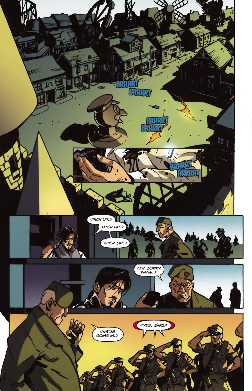 Read online Ricky Rouse Has A Gun comic -  Issue # TPB (Part 2) - 41