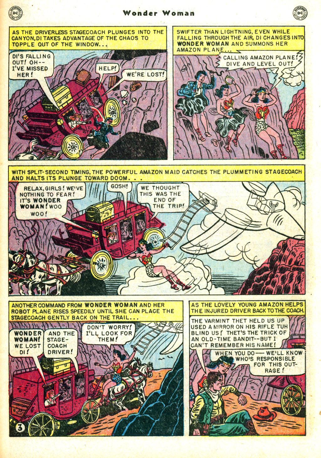 Read online Wonder Woman (1942) comic -  Issue #45 - 41