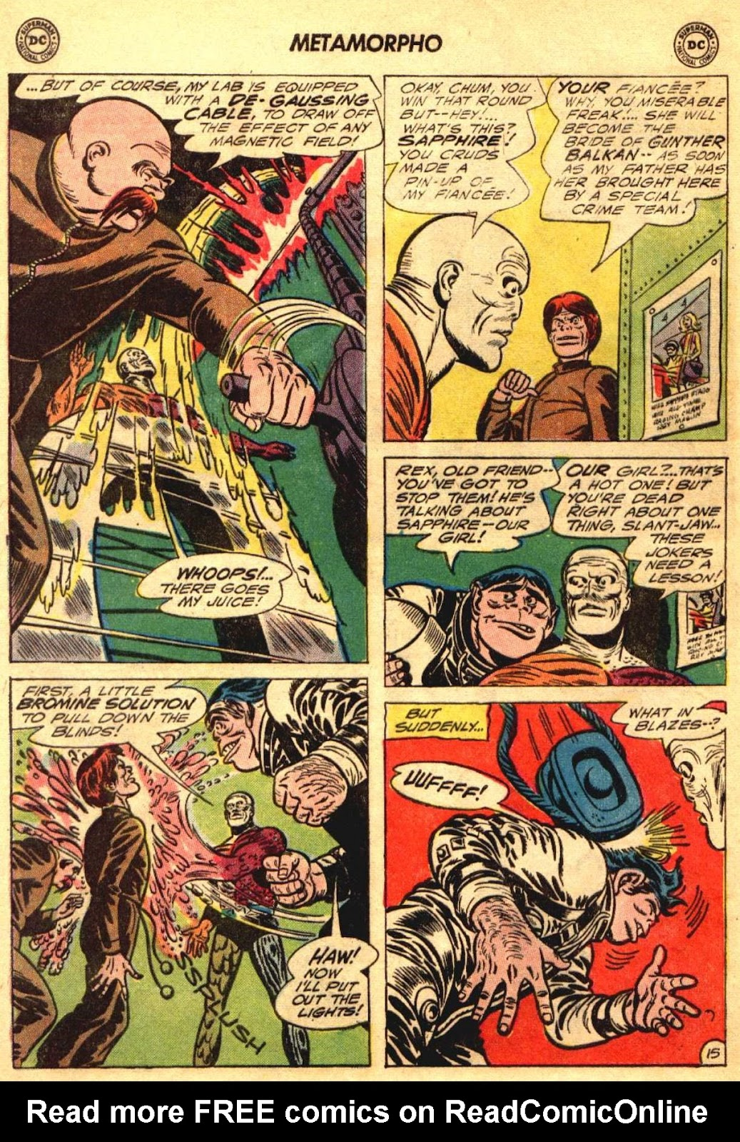 Metamorpho (1965) issue 2 - Page 17
